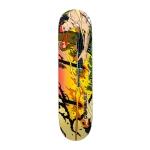 Primitive Skateboarding PRod Contra Pro Deck  8.125