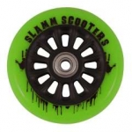 slamm 100mm nylon core green