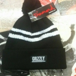 diamond supply co grizzly beanie
