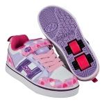 Heelys Bolt Plus Light Up - Light PinkLilacHearts