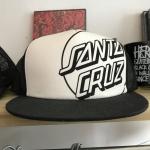 SANTA CRUZ TRUCKER CAP